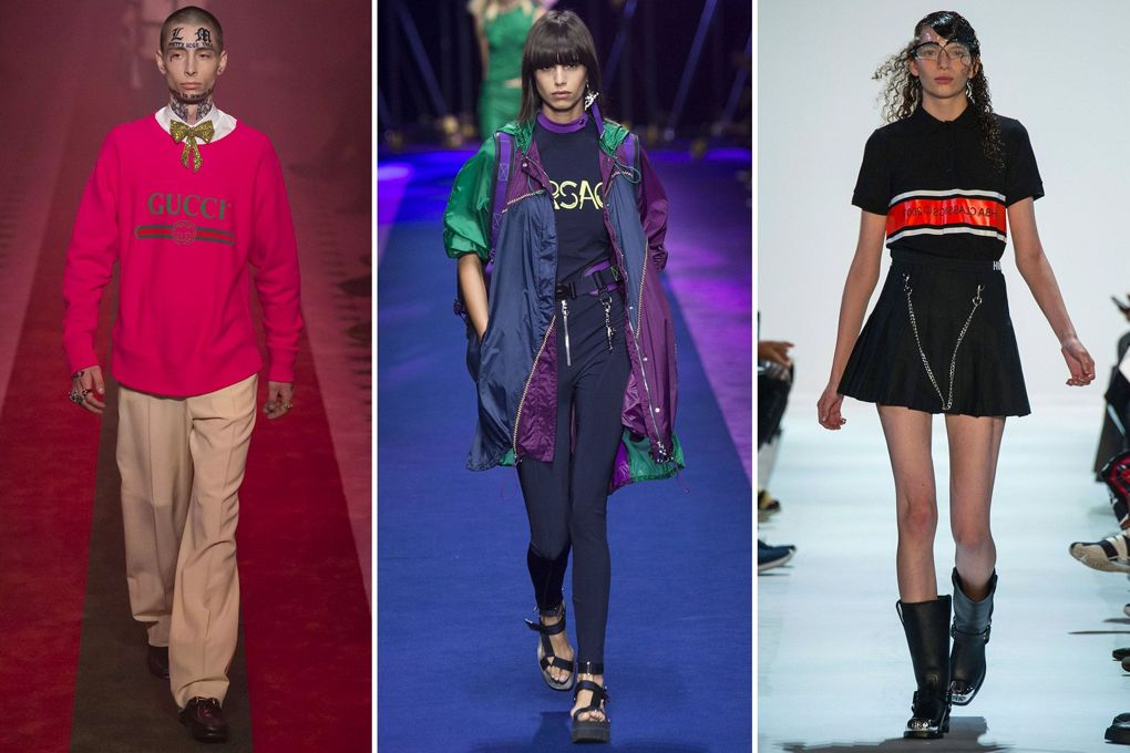 10 модных тенденций лета 2017