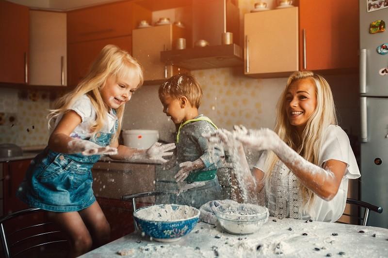 Как ухаживать за кухней
