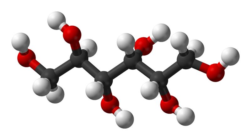 Молекула глютена