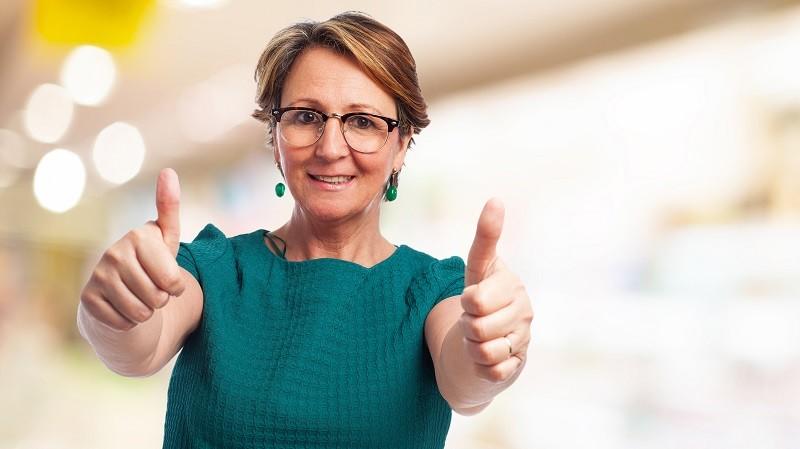 Не все женщины испытывают негативные эмоциональные симптомы, связанные с менопаузой