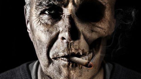Курильщики с низкой мышечной массой могут быть более склонными к смерти