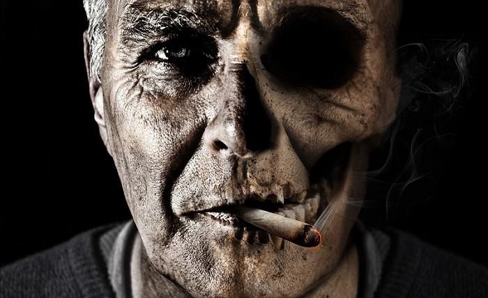 Курение вызывает широкий спектр заболеваний