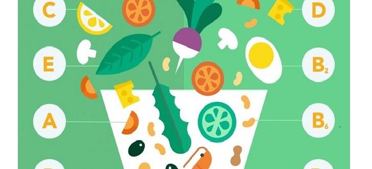 Витамины и минералы для здоровья