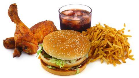 Всего 5 дней питания жирной пищей влияет на метаболизм