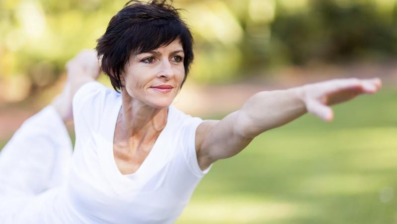 Больше упражнений для укрепления здоровья костей и предотвращения увеличения веса