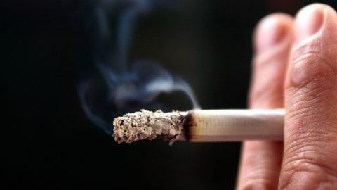 Ученные исследуют механизм возникновения рака, вызванного курением