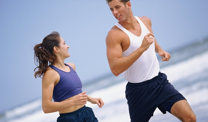 Занятия спортом повышают уровень тестестерона