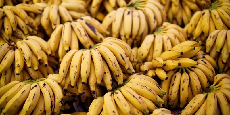 Употребление банана влияет на позитивное пищеварение