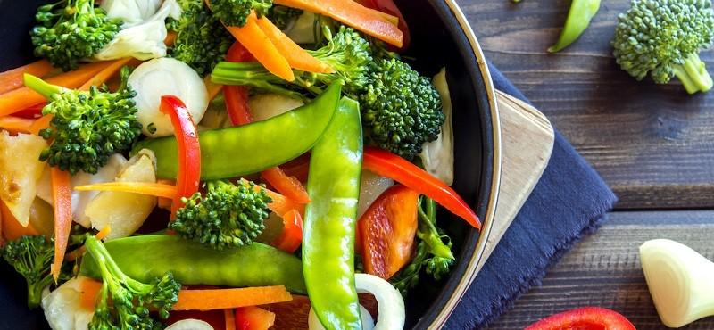 Нездоровая растительная пища может нанести вред
