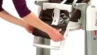 В Peg-Perego Tatamia предусмотрены подставки для ножек