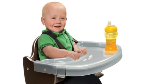Выбираем стульчик для кормления с ценой от 9000 до 20 000 рублей