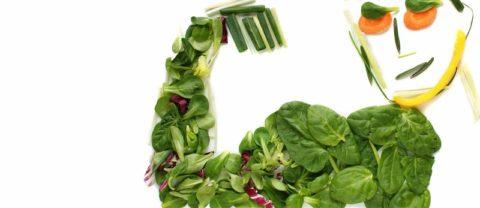 Влияние растительной диеты на здоровье