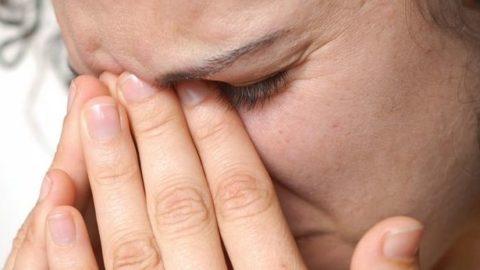 Что вызывает зуд в глазах?