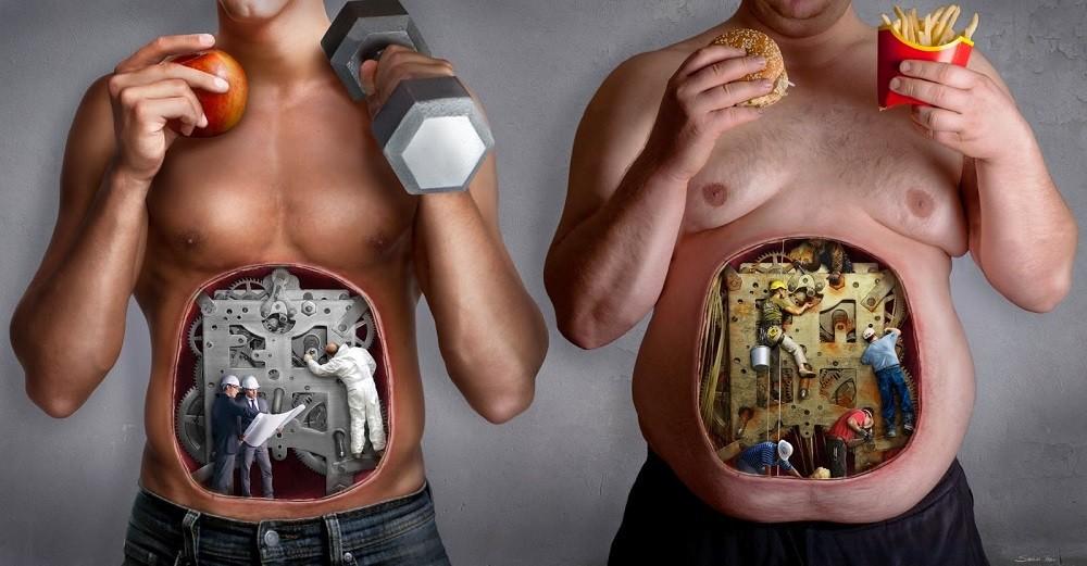 12 вредных привычек, которые замедляют обмен веществ