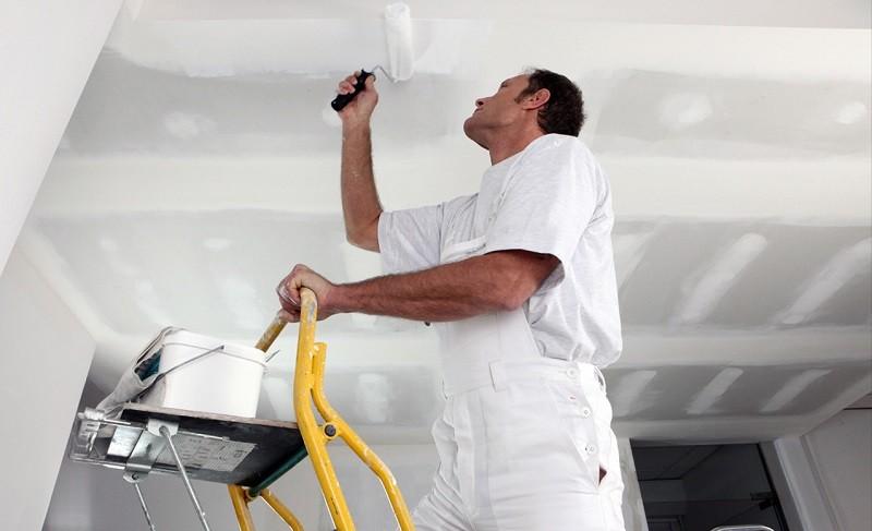 Покраска квартиры в домашних условиях