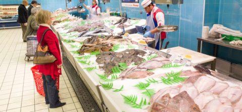 Как правильно выбрать свежую рыбу?