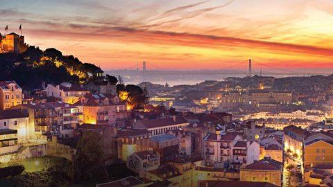 Достопримечательности Лиссабона с фото и описанием на русском языке