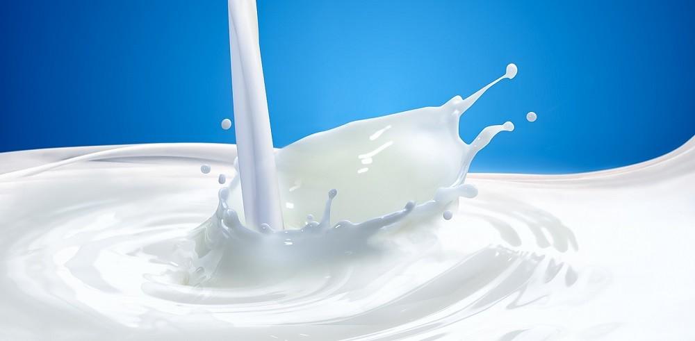 Молоко помогает предотвратить сухость кожи