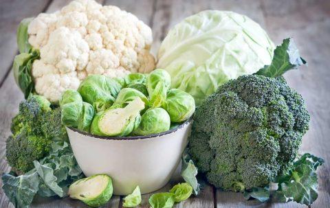 Брокколи улучшает здоровье пищеварительной системы