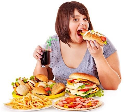 Переедание после голодания