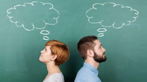 Ученные исследовали отличия мужского и женского мышления