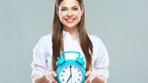 Мини тест: что у вас со временем?