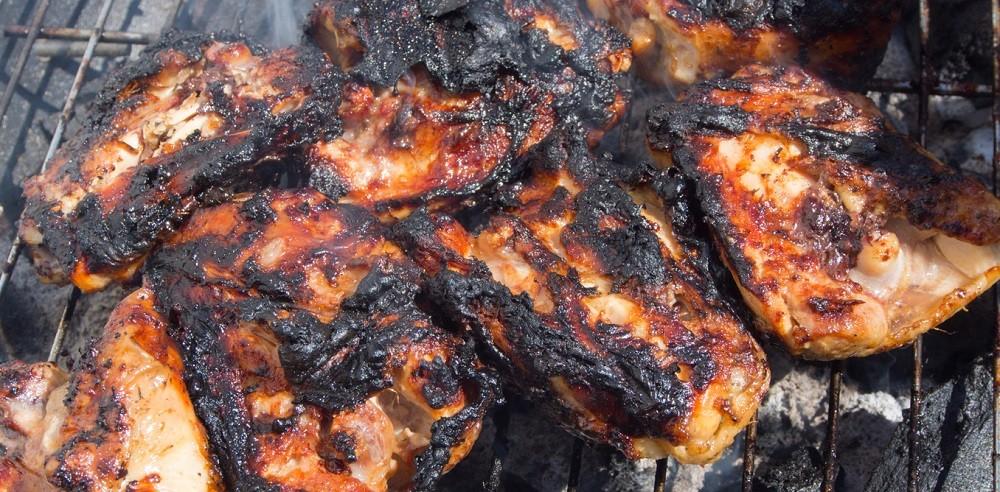 Подгоревшая пища вызывает старение