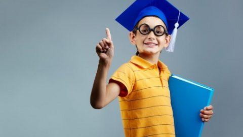 Тест: вы умнее пятиклассника?