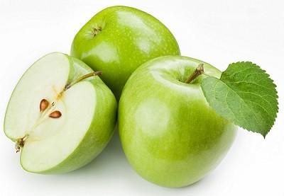 Аллергия на зеленые яблоки