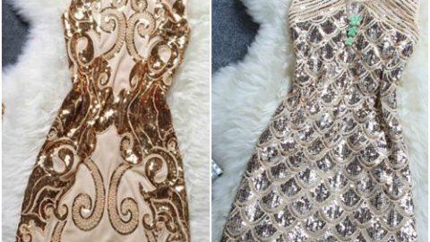 Тест: какое новогоднее платье выбрать?