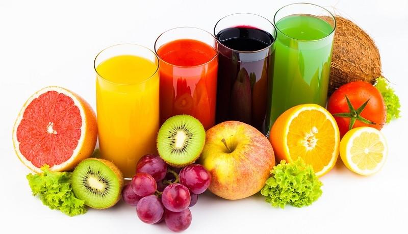 Яблочный и другие фруктовые соки от тошноты