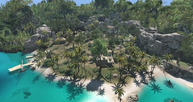 Остров Кэт