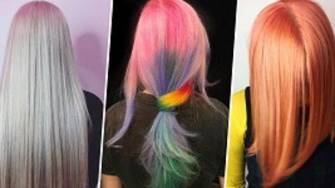Тест: какой цвет волос вам выбрать?