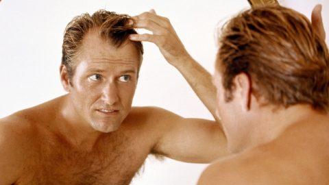 Как восстановить здоровье волос мужчинам