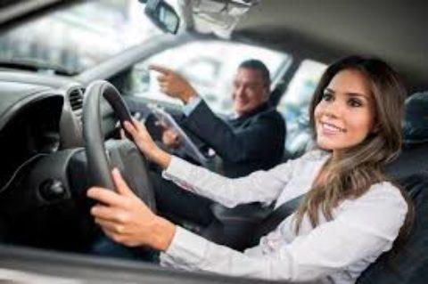 Тест: ваше зрение позволяет водить?
