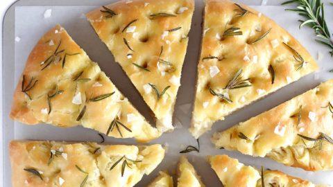 Итальянская фокачча: классический рецепт