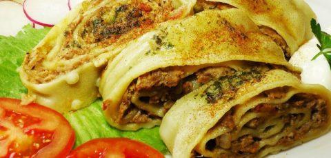 Ленивые манты (ханум): рецепт пошагово