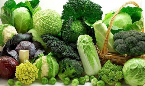 Крестоцветные овощи для здоровья артерий