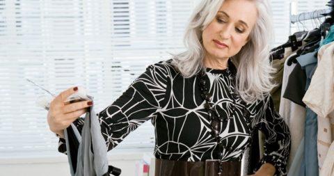 Как подобрать одежду, чтобы выглядеть моложе