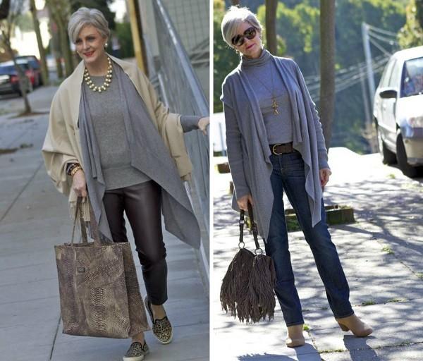 Примеры стиля одежды
