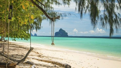 Лучшие места для отдыха на море зимой