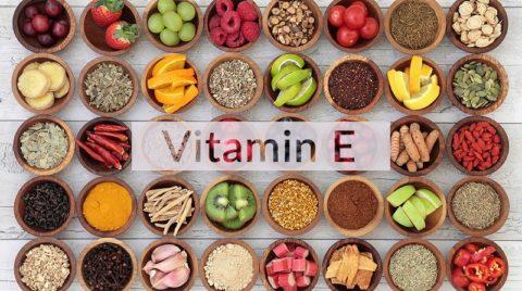 Витамин E: польза, применение, продукты где содержится, препараты