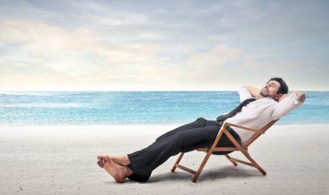 Короткие паузы на отдых в течении дня полезны