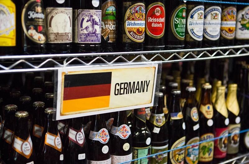 Топ производители пива