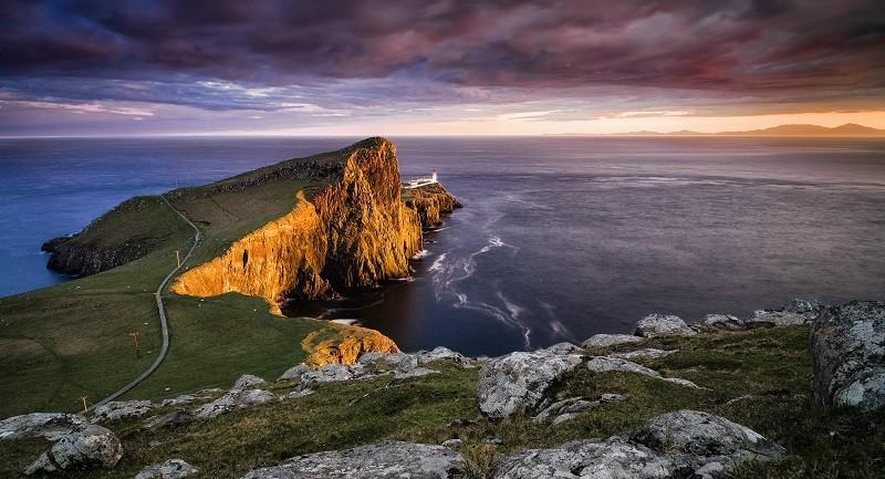 Остров Скай (Шотландия)