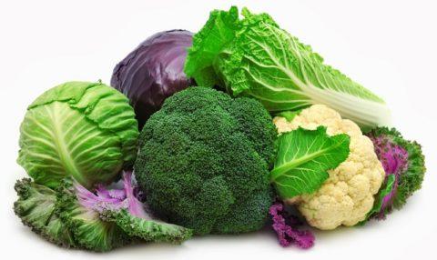 10 овощей с высоким содержанием белка