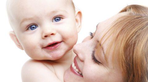 Икота у новорожденных: что делать, причины