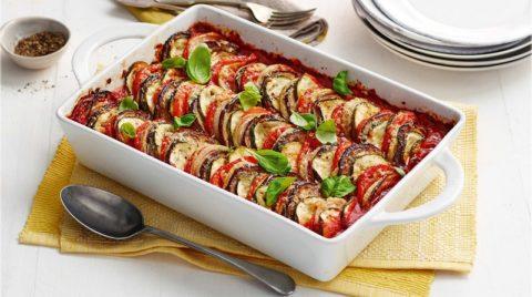 Рататуй: рецепты пошагово. Классический и с мясом