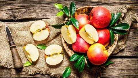 Одно яблоко в день поможет не набрать вес и предотвратить рак