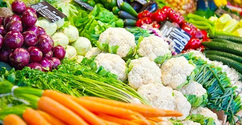 Секрет хорошего здоровья - просто есть больше овощей